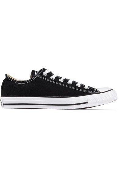 Converse   Chuck Taylor All Star canvas sneakers   NET-A-PORTER.COM