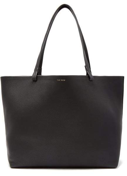 Park Grained Leather Bag - Womens - Black