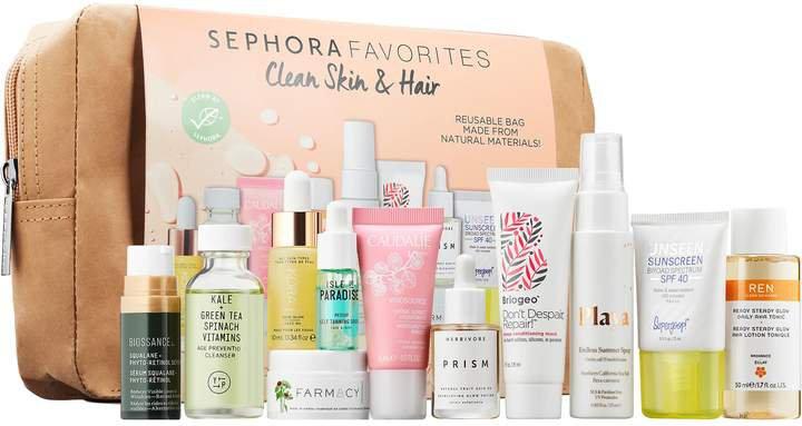 Favorites - Clean Skin and Hair Set