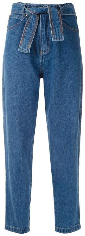 Amapô CALÇA CLOCHARD ORIGINAL BLUE