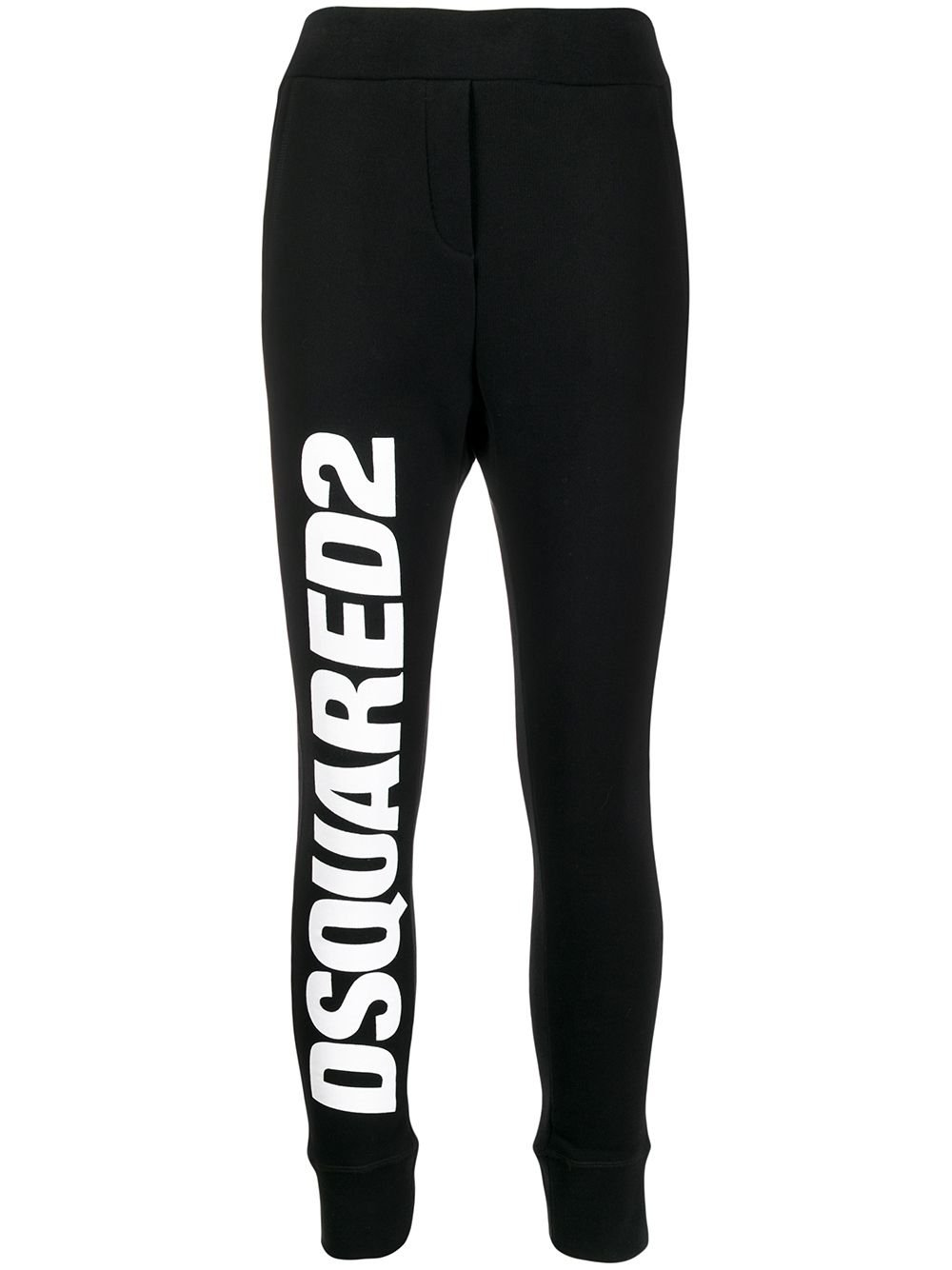 Dsquared2 Logo Print Track Pants - Farfetch