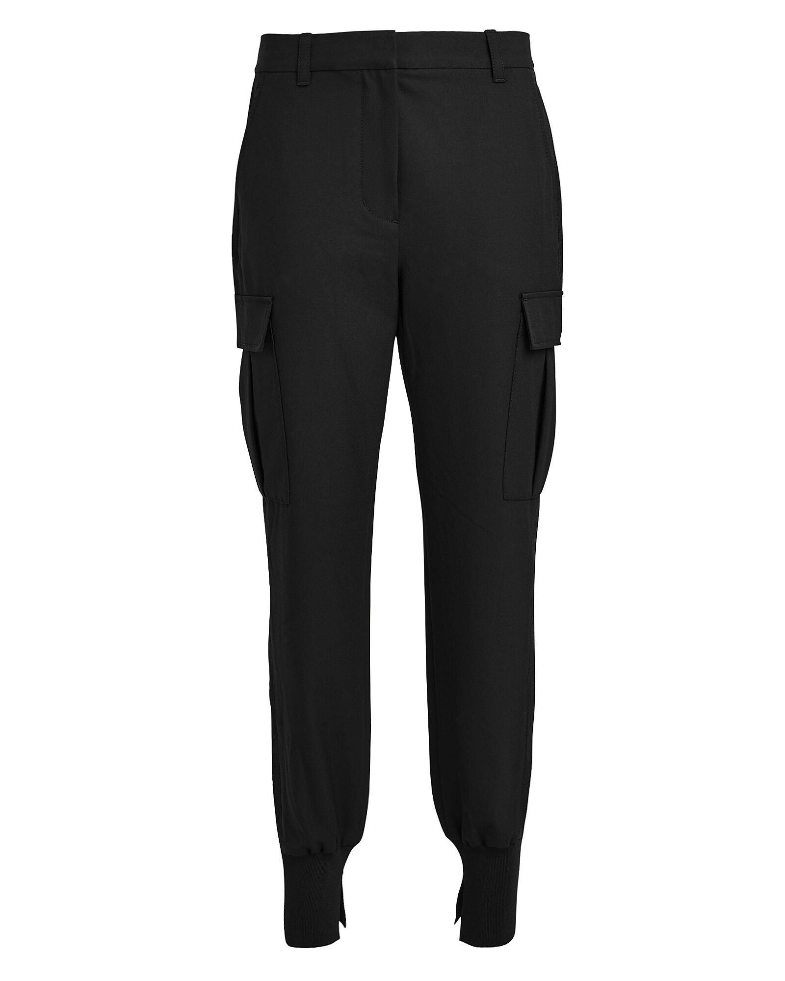 Cargo Pocket Jogger Pants