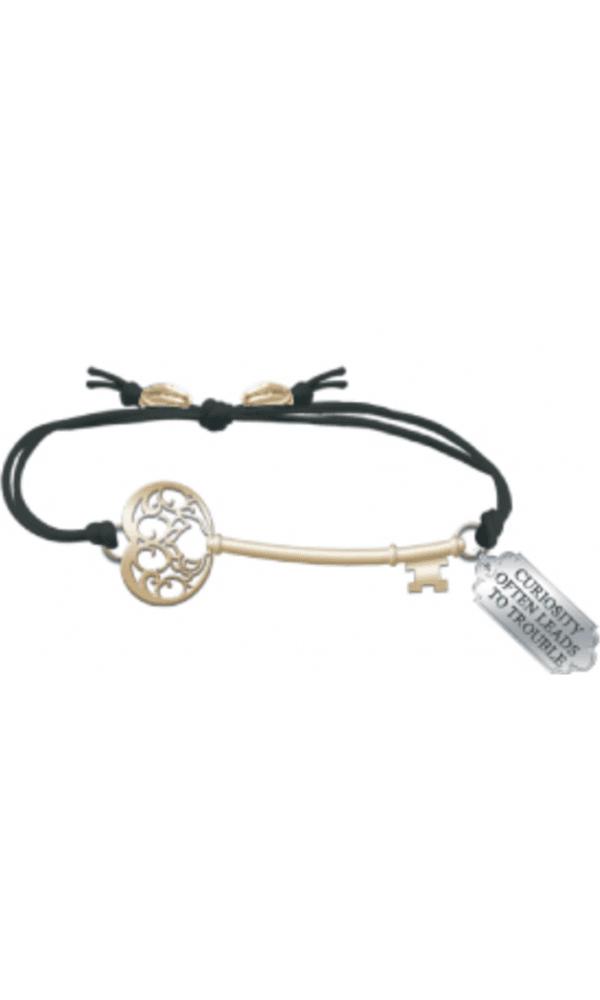 Neon Tuesday - Alice In Wonderland - Curiosity Key Bracelet - Buy Online Australia – Beserk