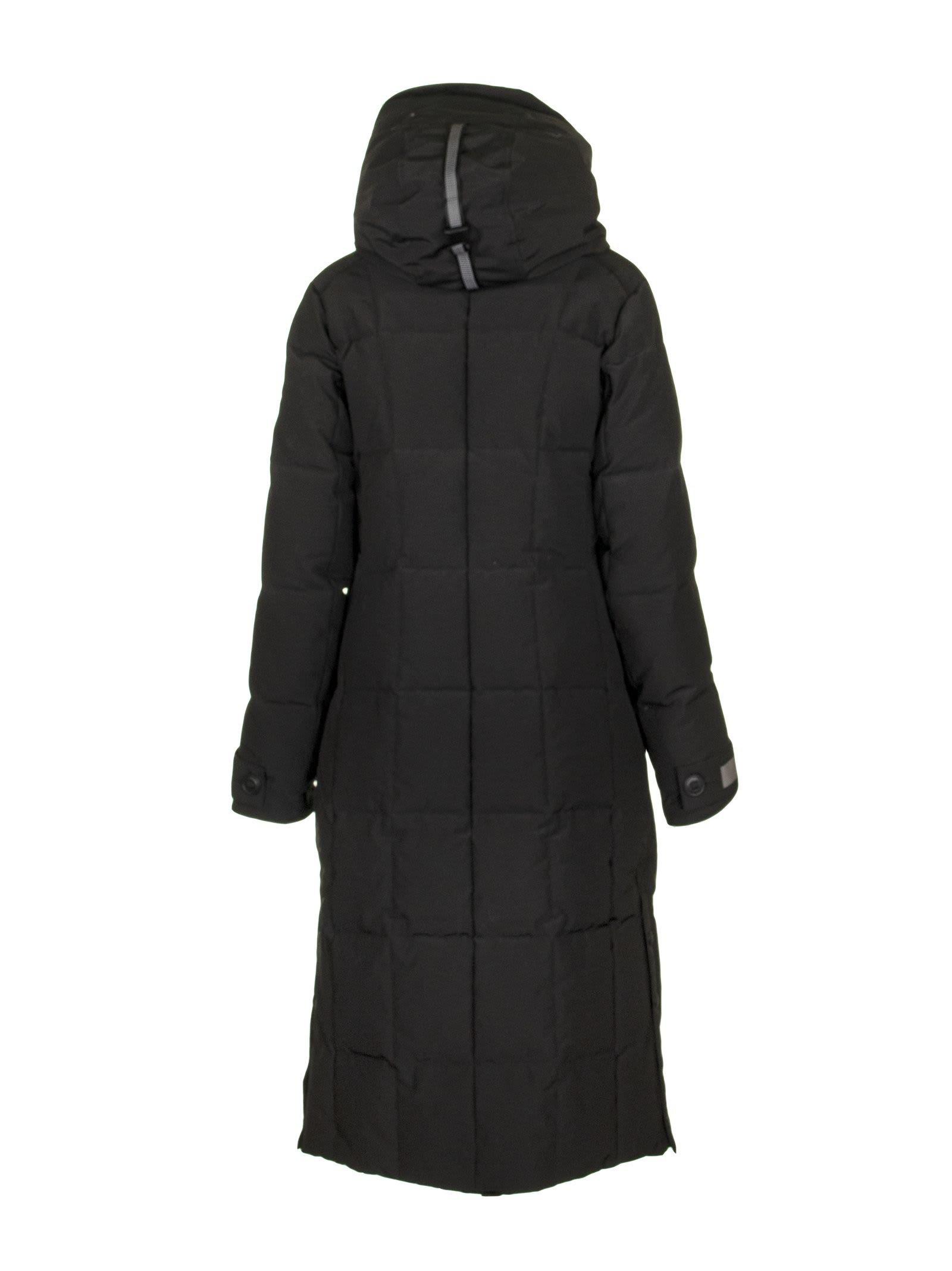 Canada Goose Elmwood Parka Black Jacket