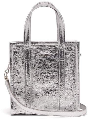 Bazar Shopper Xxs - Womens - Silver