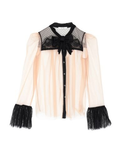 Lucille Lace Shirts & Blouses - Women Lucille Lace Shirts & Blouses online on YOOX United States - 38827222HC