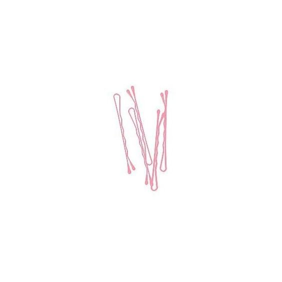 Pink Bobby Pins