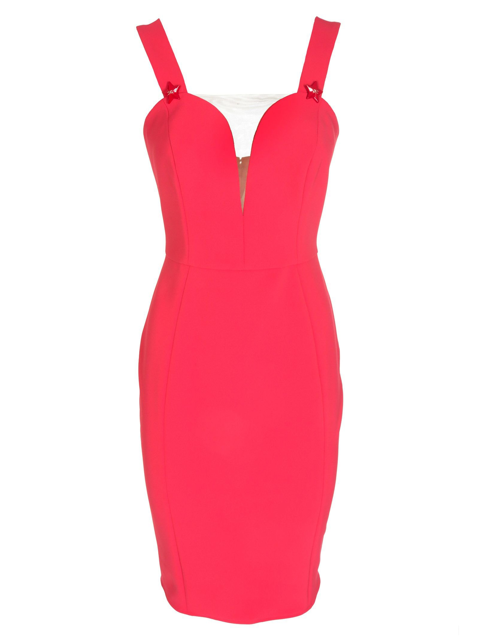 Elisabetta Franchi Celyn B. Bodycon Dress