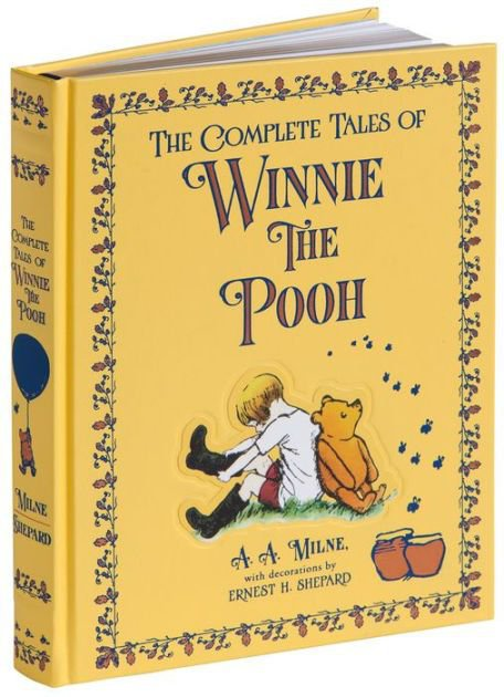 Winnie the Pooh book
