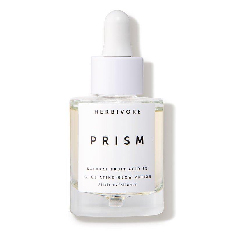 Herbivore Botanicals Prism Natural Fruit Acids 5% Exfoliating Glow Potion - Dermstore
