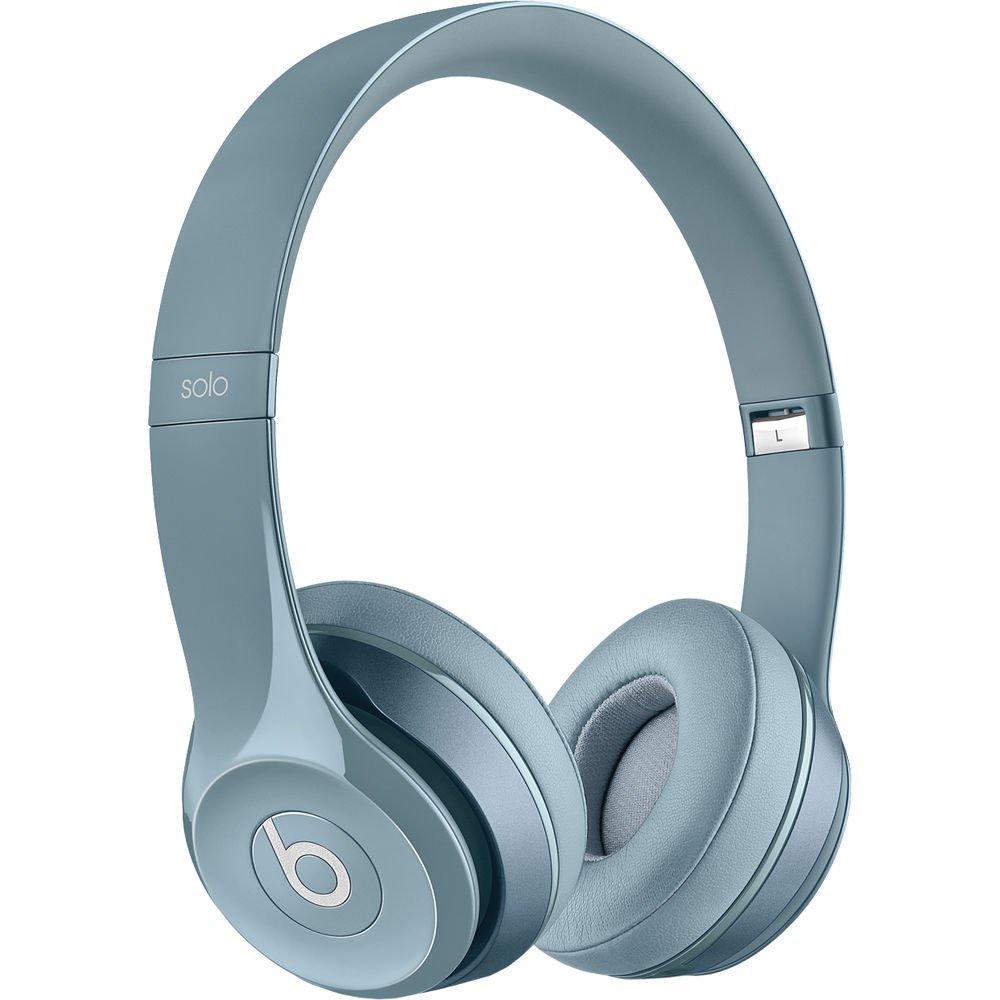 Beats Headphones Silver/Blue