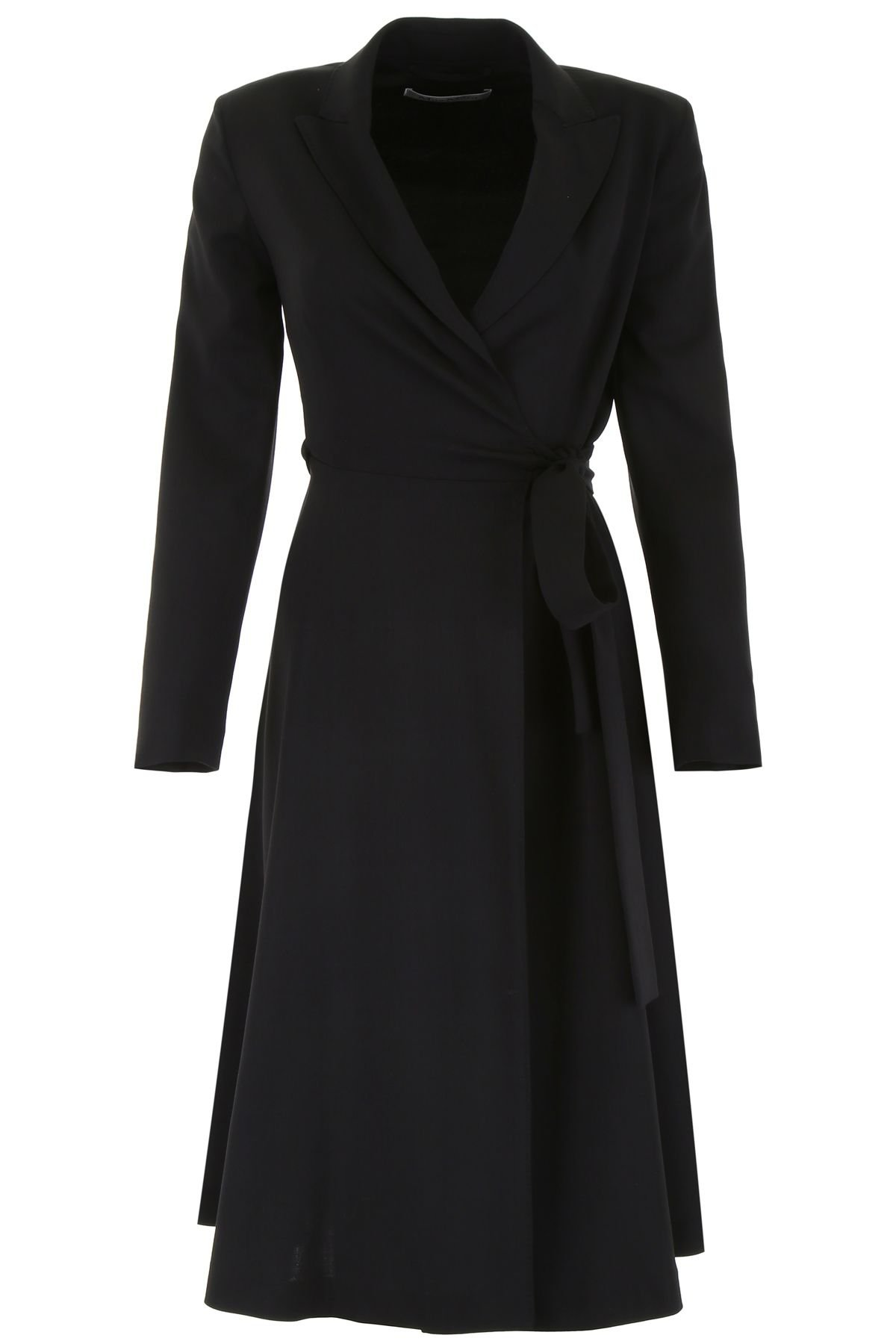 Max Mara Wrap Dress