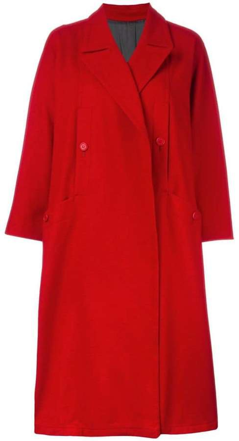 Pre-Owned Y's oversized coat