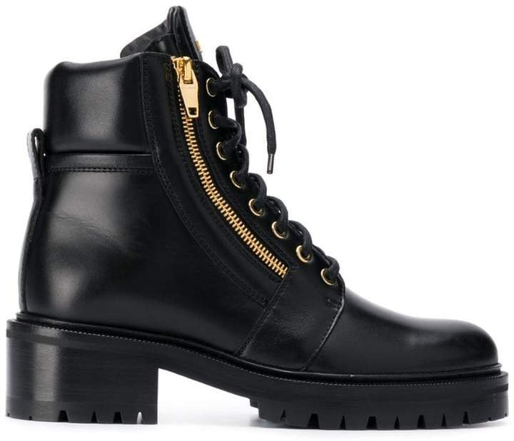 Army ankle ranger boots