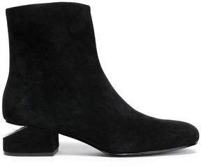 Kelly Suede Ankle Boots