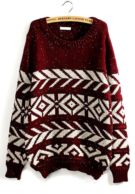 Cozy Holiday Sweater