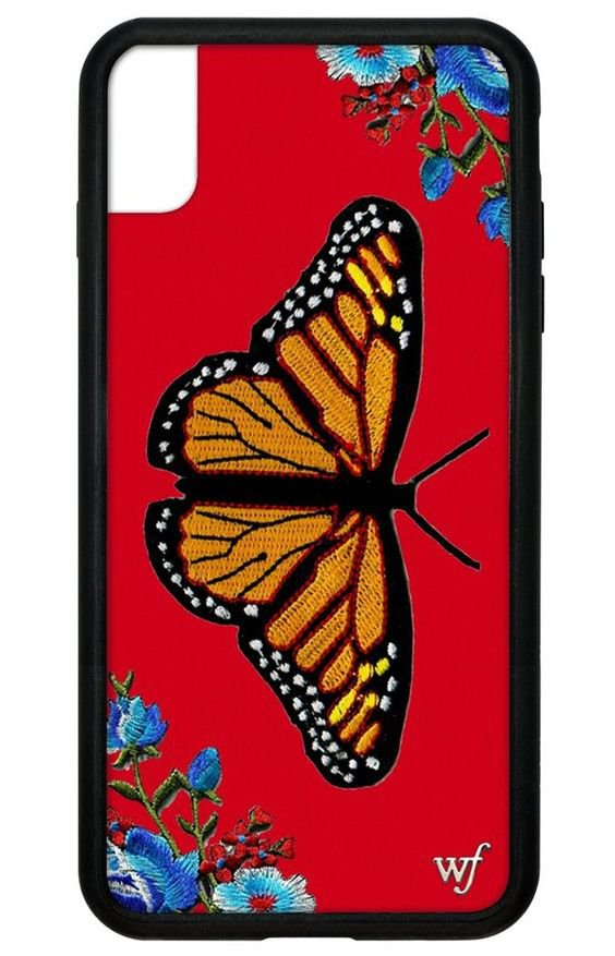Butterfly iPhone Xs Max Case – Wildflower Cases