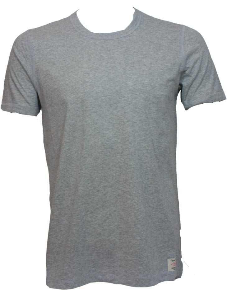 Men's Plain Grey Tee-Shirt