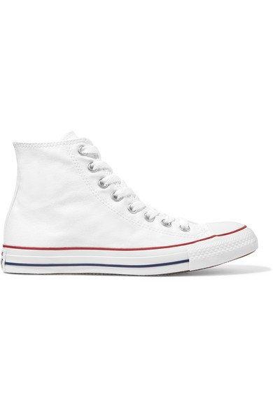 Converse   Chuck Taylor canvas high-top sneakers   NET-A-PORTER.COM