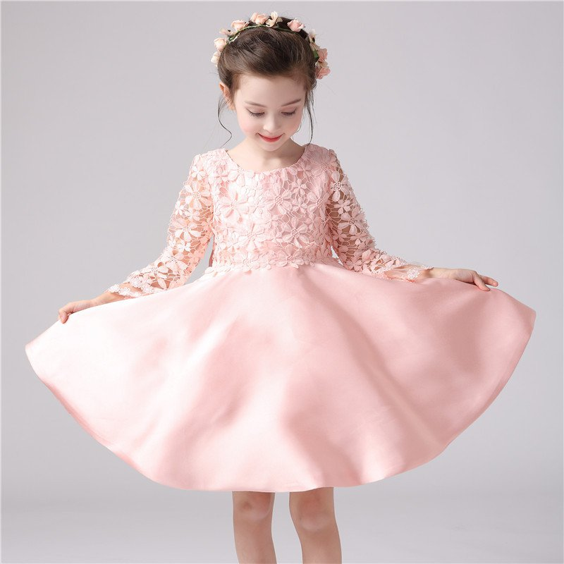 pink lace dress for kids - Google Search