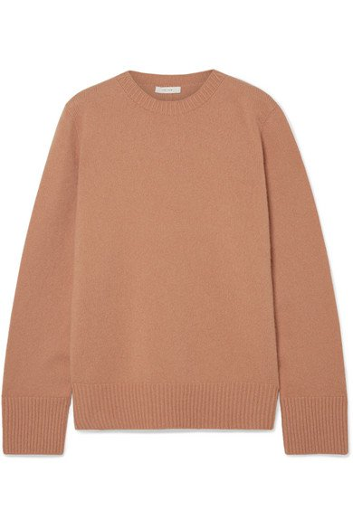 The Row | Sibel oversized wool and cashmere-blend sweater | NET-A-PORTER.COM