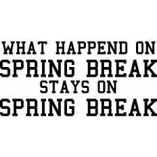 (6) Pinterest - Vegas developed the most overused quote in the world. #quote | Spring Break Quotes