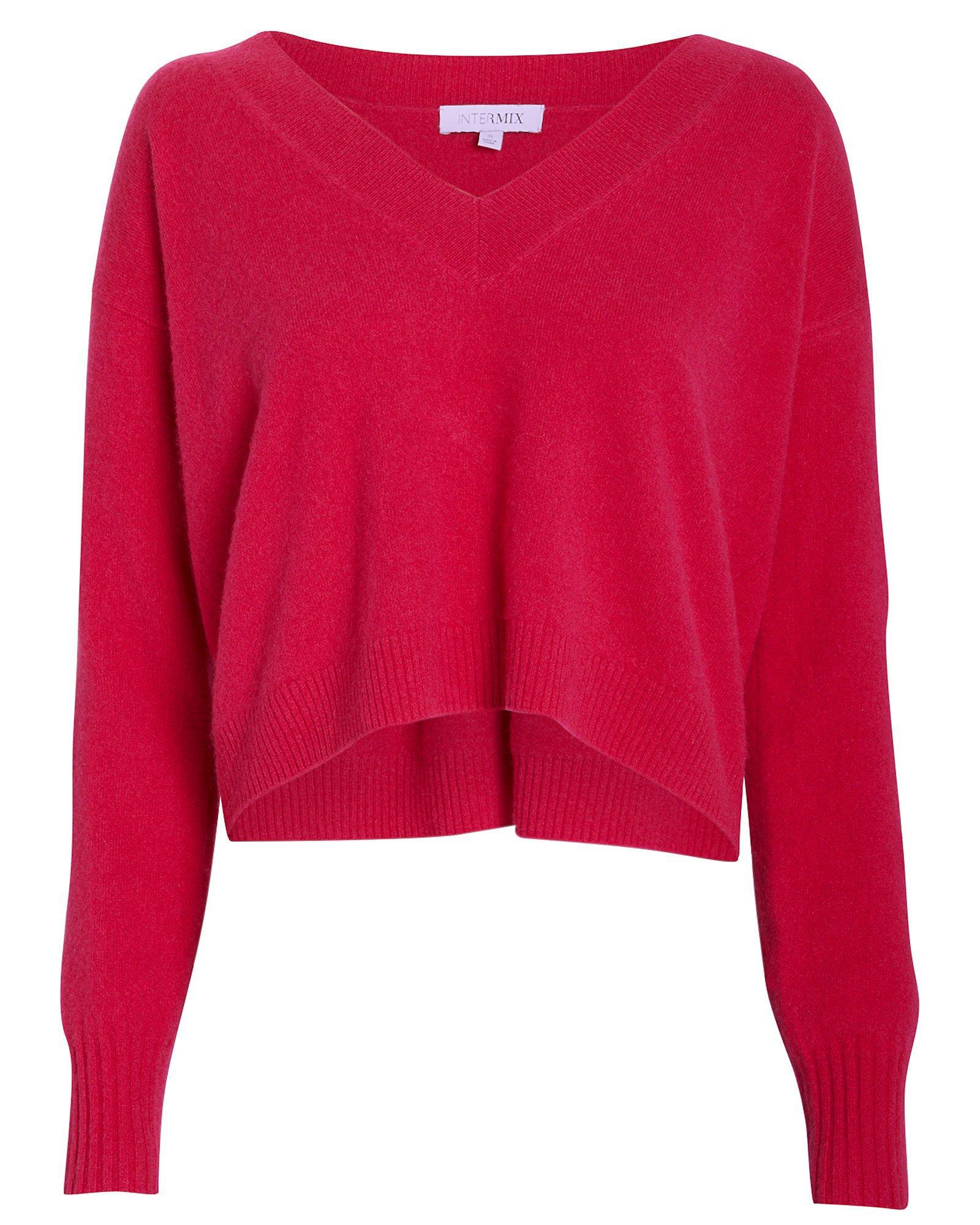 Elroy V-Neck Cashmere Sweater