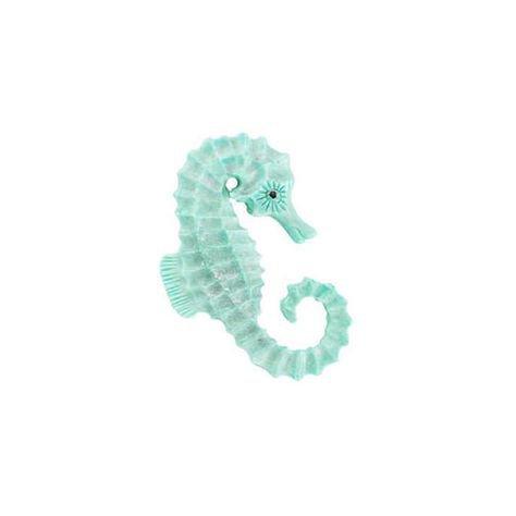 Blue/Green filler png seahorse ocean aesthetic