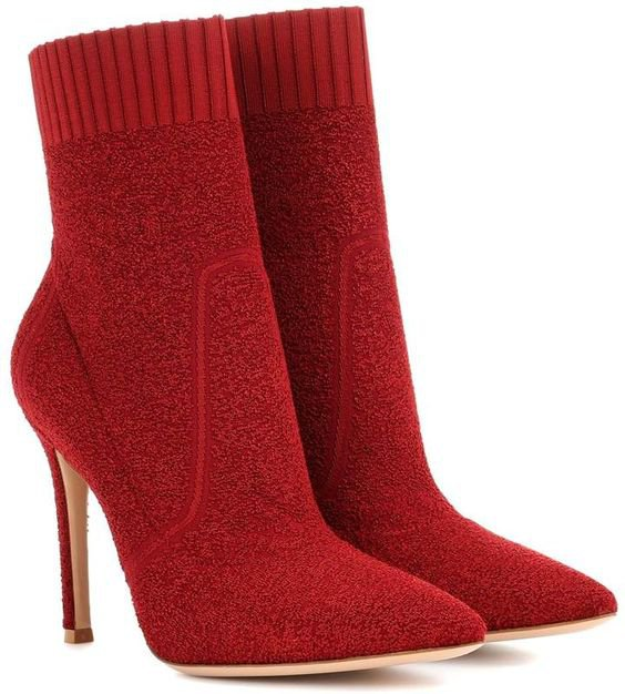 Gianvito Rossi Fiona 105 ankle boots