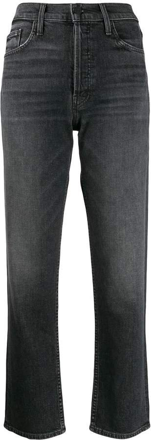 Tomcat high-rise straight jeans