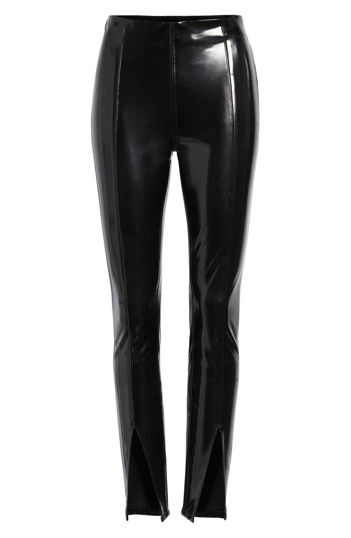 BLANKNYC Patent Faux Leather Leggings | Nordstrom