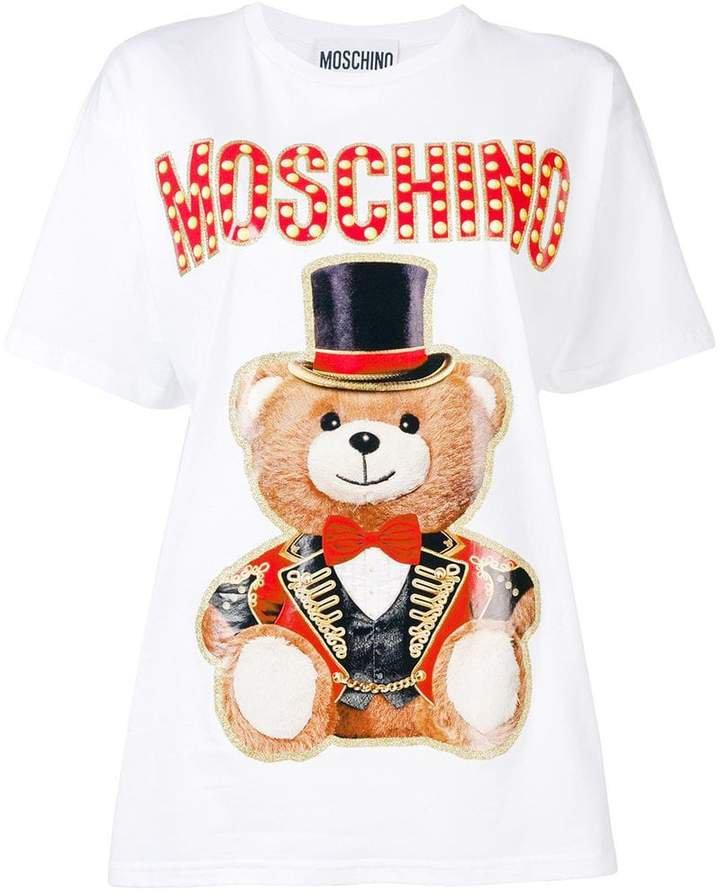 Teddy logo T-shirt