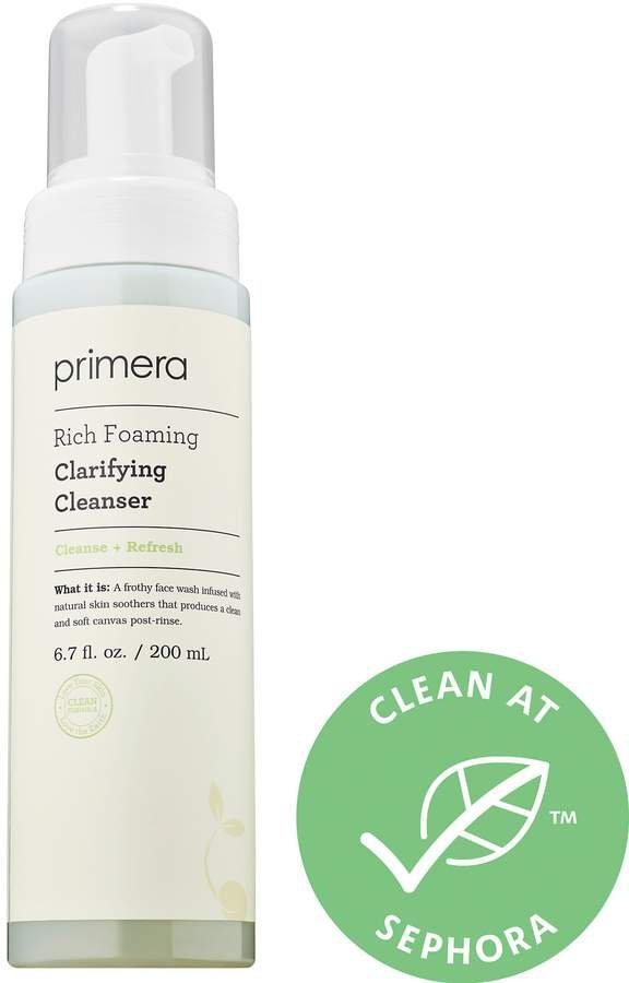 Primera - Rich Foaming Clarifying Cleanser