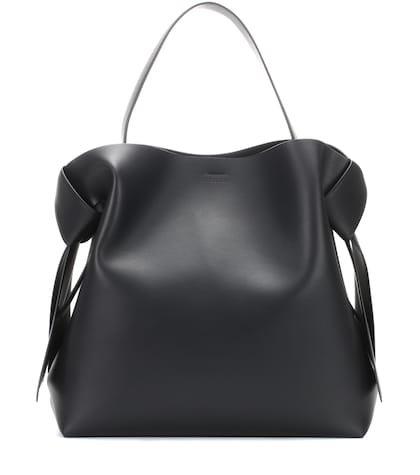 Masubi leather handbag