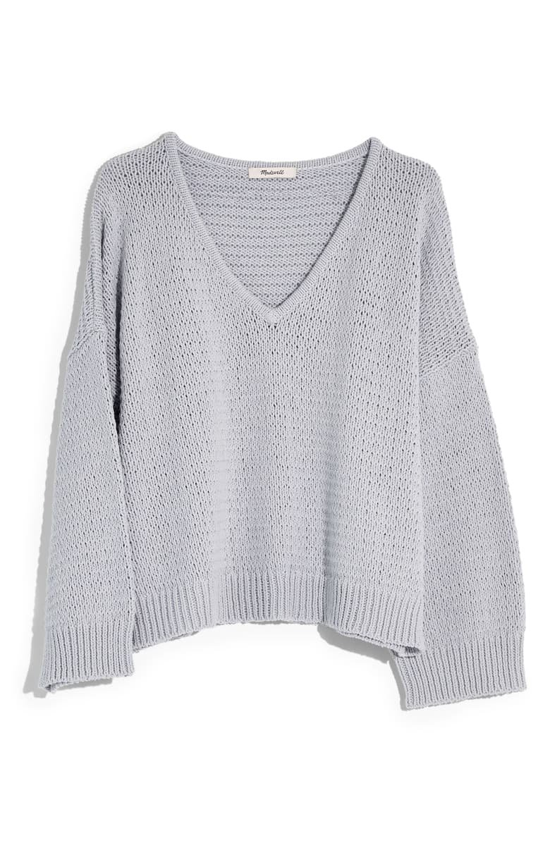 Madewell Breezeway Pullover Sweater | Nordstrom