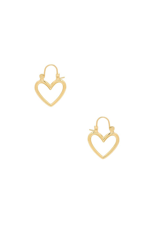 The Mini Heartbreaker Hoops