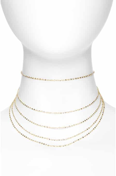 Women's Choker Necklaces | Nordstrom