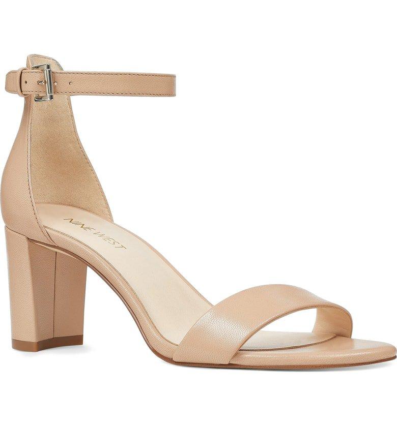 Nine West Pruce Ankle Strap Sandal (Women) | Nordstrom