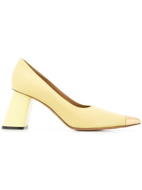 Marni slanted heel pumps $790 - Buy Online SS19 - Quick Shipping, Price