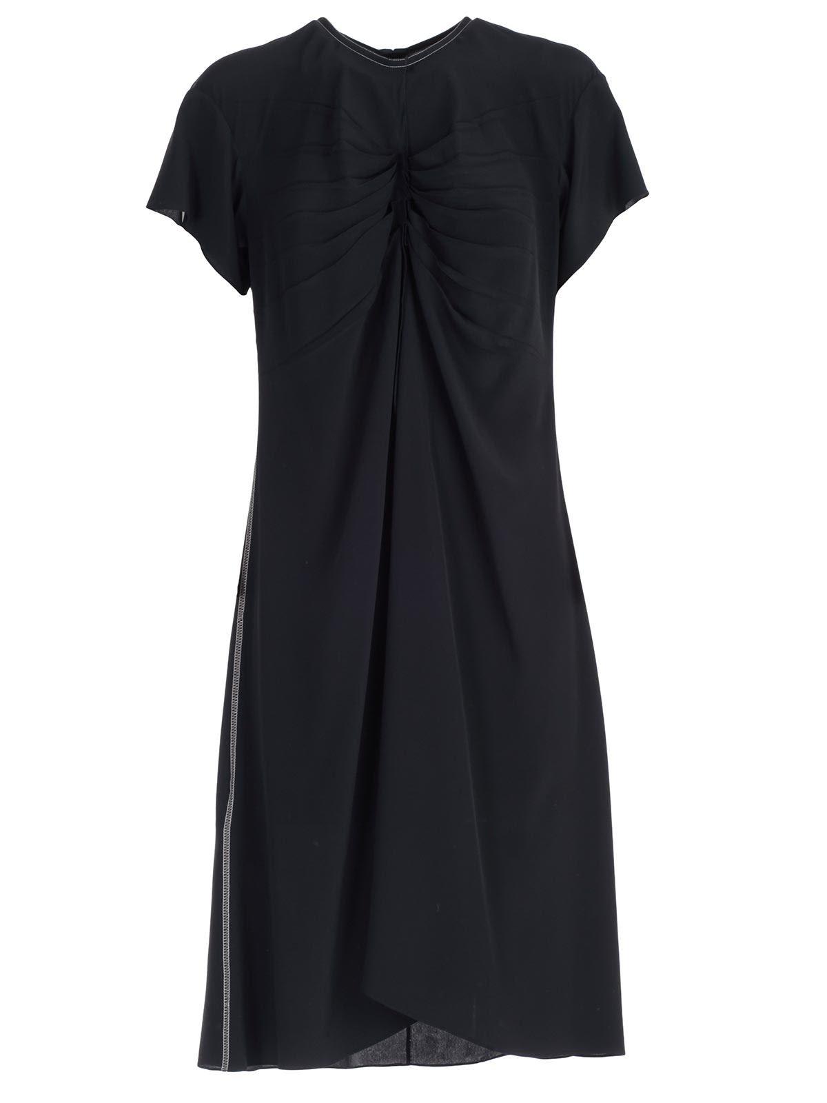 Marni Midi Ruched Dress