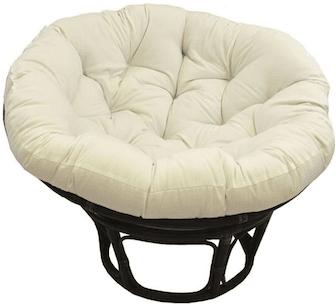 Ivory Papasan Chair