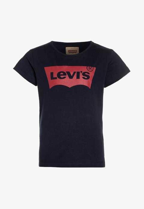 Levi's® BAT - T-shirt imprimé - marine - ZALANDO.FR