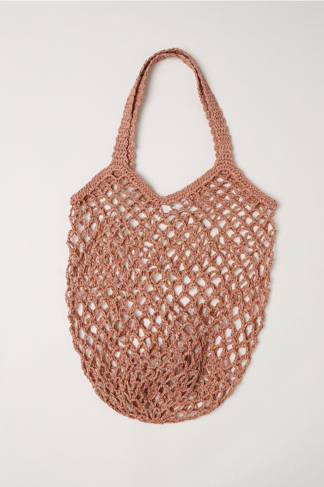 Net Bag - Beige - Ladies | H&M US