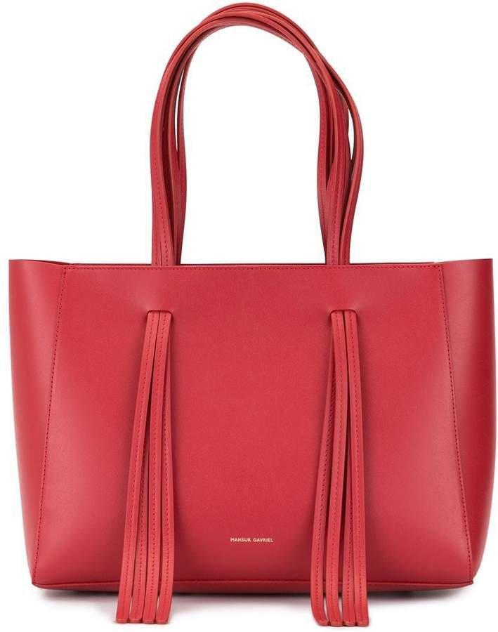 adjustable handle tote bag