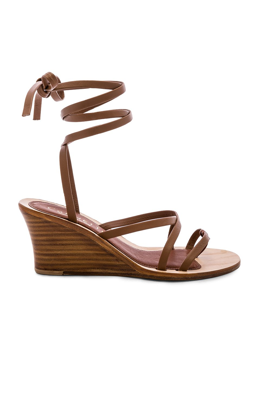 Caminia Wedge Sandal