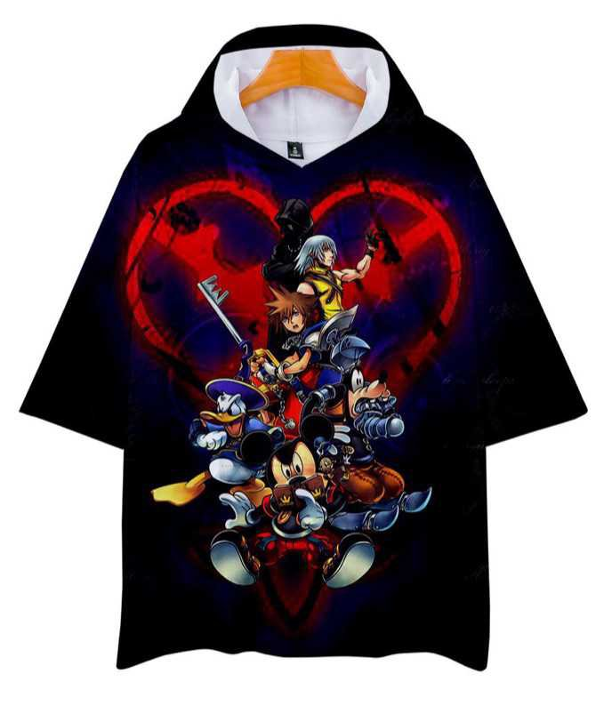 Kingdom Hearts Hoodie