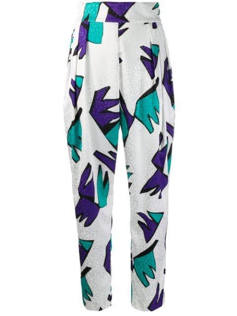 Attico high-waisted Trousers - Farfetch