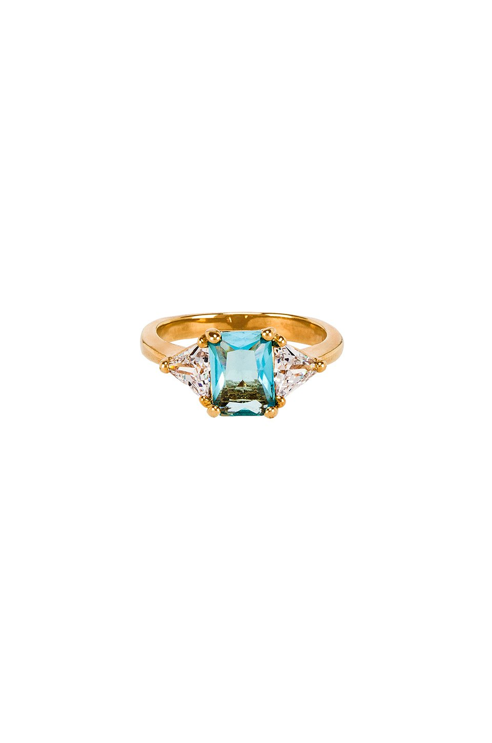 The Mystic Light Blue Ring
