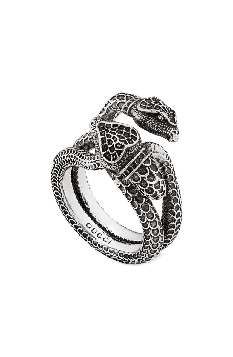Gucci Double Snake Ring | Nordstrom