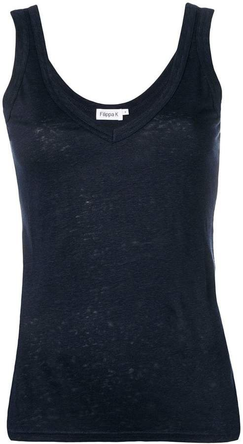 Filippa-K v-neck tank top